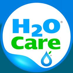 H2O Care Logo